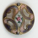 19th C. Matte Enamel