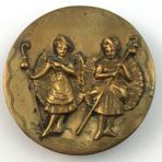 Brass Shepherdesses