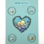 Pooh Buttons