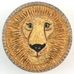 Carved Lion's Head